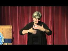 History of our Movement – Gallaudet Lecture by Marilyn Smith